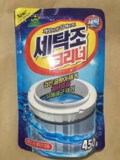 bột tẩy lồng máy giặt hàn quốc 450g