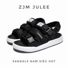 Sandal nam – Dép nam quai ngang mẫu mới đế cao