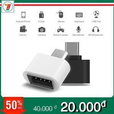 Đầu chuyển OTG từ USB sang đầu Type C / Micro USB ( vào usb ra Type C / Micro USB )