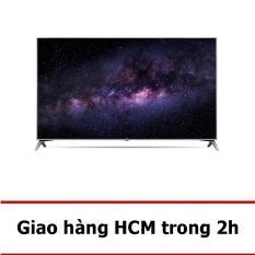 Giá sốc Smart TV LED LG 49 inch UHD 4K HDR – Model 49UJ750T (Đen) – Hãng phân phối chính thức Tại LG