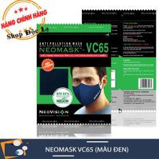 Khẩu Trang Chống Bụi NeoMask VC65 Mặt Nạ Lọc Bụi Than Hoạt Tính Hàng Chính Hãng