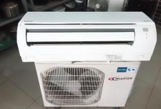 Máy lạnh Mitsubishi inverter MSZ-J228-W 1hp tiết kiệm điện mới 95%