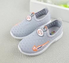 Giày lưới bé trai(xám)