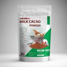 Bột Cacao Sữa Thơm Ngon Tiện Lợi Cho Người Bận Rộn – Milk Cacao – Cacao4U