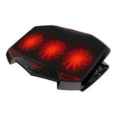 Tản nhiệt Laptop Nuoxi 3 quạt giảm nhiệt cho laptop hiệu quả