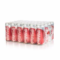 Coca light coke light 330ml x 24 lon