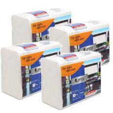Combo 4 gói Khăn giấy lụa Napkin 33*33 cm (1kg)