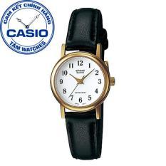 Đồng hồ nữ dây da Casio Standard Anh Khuê LTP-1095Q-7B
