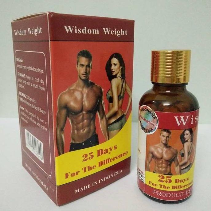 Thuốc tăng cân hiệu quả Wisdom Weight – Indonesia