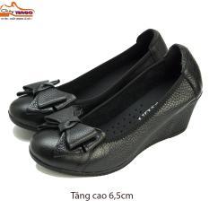 giày cao gót nữ da thật