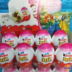 Trứng Chocolate đồ chơi Kinder Joys Girls