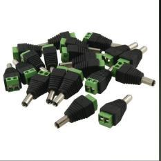 Giắc đầu nối dây điện 12V cáp nguồn DC bắt vít (10CÁI)