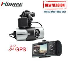 Camera hành trình Winnee X3000 Dual GPS (R300)