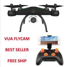 Flycam KY501 Advanced Wifi 2.4GHz Camera 2.0 Full HD 720P