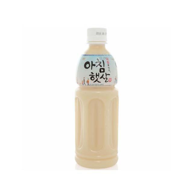 Nước gạo Woongjin Hàn Quốc chai 0.5L