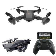Flycam Visuo XS809HW phiên bản mới, HD Camera FPV + Tặng tay cầm điều khiển