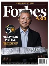 Tạp chí Forbes Asia – September 2018