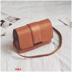 Túi da trơn 1 dải trẻ trung – TT583