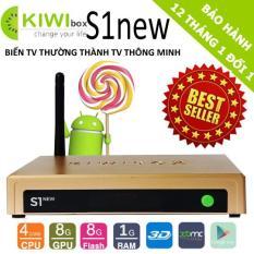 Tivi Box Kiwibox S1 New 1 râu phiên bản 2018