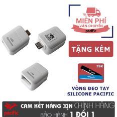 OTG Samsung chuyển đổi cổng USB Micro – Tặng Vòng đeo tay Silicone Pacific