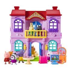 Đồ chơi Biệt thự nghỉ dưỡng của gia đình Peppa pig