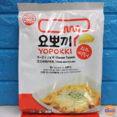 Bánh gạo Hàn Quốc Topokki Yopokki Phomai bịch