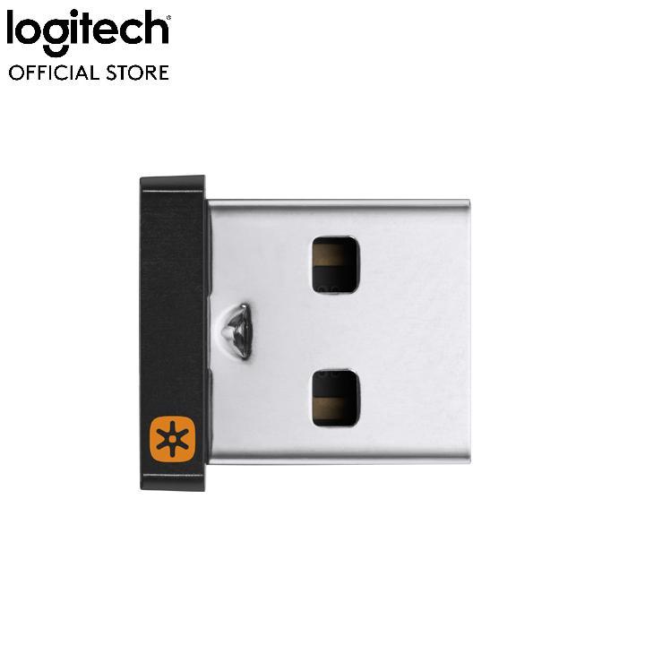 Logitech Unifying wireless Receiver dành cho chuột và bàn phím Logitech - Kết nối tối đa 6 thiết bị cùng...