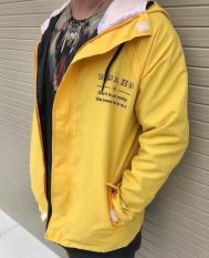 [Guu_house] Áo khoác gió jacket 2 lớp thời trang