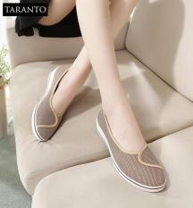 Giày búp bê đi bộ êm chân TARANTO TRT-GBBNU-01