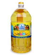 Dầu Ăn Sailing Boat Pure Vegetable Cooking Oil Chai 2 L