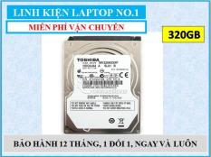 Ổ cứng Laptop Toshiba 320GB 5400rpm SATA