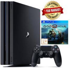 Combo PS4 Pro 1TB [Bảo Hành 1 Năm] + God of War 4