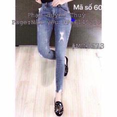 Quần Jean Nữ Thời Trang LUNA Nguyễn L60