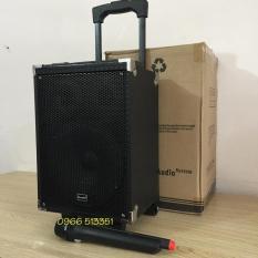 loa kéo karaoke vỏ gỗ cực hay Q8
