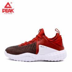 Giày bóng rổ PEAK Tony Parker LITE Outdoor E83151A – Đỏ