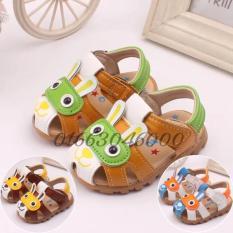 Dép/Sandal Trẻ Em Cho Bé Trai Gái Mùa Hè Tai Thỏ