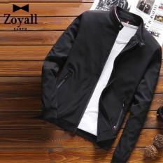Áo khoác nam chất liệu dù 2 lớp mềm mại thoáng mát kiểu dáng tinh tế hợp thời trang – Thời trang Zoyall AKCVN010