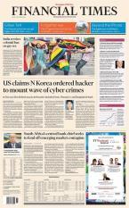 Báo giấy Financial Times – 07 September 2018