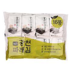 Lá kim mặn Hàn Quốc Deasang (2.3gx8)
