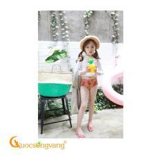 Đồ bơi bé gái quần áo đi biển bé gái GLSWIM019
