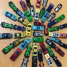 Set 50 ô tô màu sắc mini cho bé
