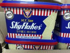 Bánh lạt skyflakes 850g dành cho người tiểu đường