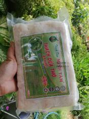 Thạch dừa khô 2 ký Có tặng hương dừa