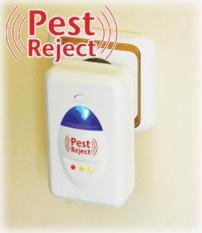 Đèn Bắt Muỗi Đại Sinh Không Hiệu Quả Bằng CHỌN NGAY Máy Đuổi Côn Trùng Pest Reject RB 2018-282, Xua Đuổi Hoàn Toàn Các Loại Côn Trùng ( Ruồi, Muỗi, Dán… ) Bằng Tần Số Sóng Siêu Âm, An Toàn Cho Sức Khỏe, Bảo Hành 1 Đổi 1