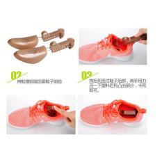 5 Đôi Cây Giữ Phom Giày Nhựa
