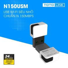USB Wi-Fi mini N150Mbps – N150USM – TOTOLINK