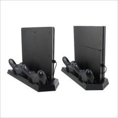 Đế tản nhiệt & sạc tay cầm & USB Hub hãng Dobe cho PS4/Slim (TP4-891)