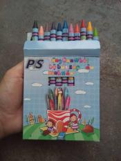 Hộp bút màu PS