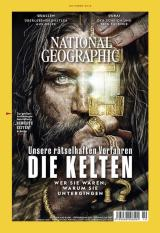 Tạp chí National Geographic Deutschland- Oktober 2018