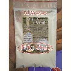 Bột Phèn Chua Hà Nội trị Hôi Nách, Hôi Chân – Túi 50g